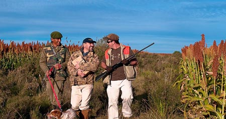 Argentina BIrd Hunting - Los Gauchos Outfitters
