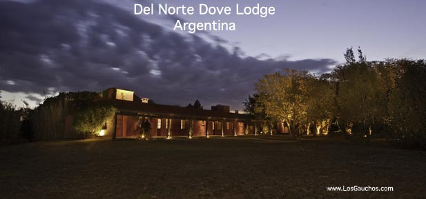 Argentina Dove Lodge - Los Gauchos