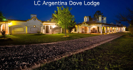 Argentina Hunting Lodge