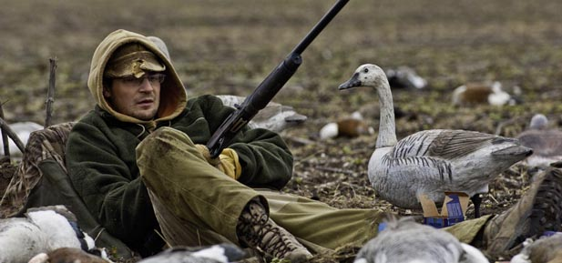 Goose Hunting Argentina - Los Gauchos Outfitters