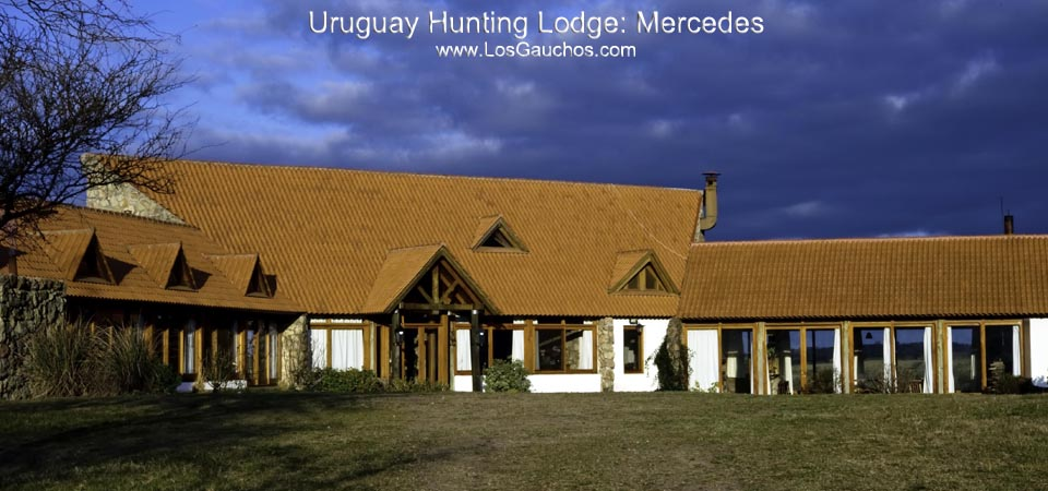 Uruguay Lodge - Mercedes - Los Gauchos Outfitters