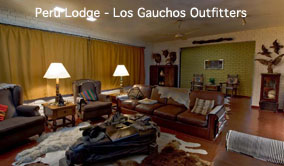 Peru Hunting Lodge - Los Gauchos Outfitters